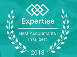 Lynea Paradis Accounting Solutions Best in Gilbert Award
