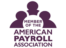Member of The American Payroll Association - Lynea Paradis Payroll